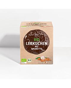 Lebkuchen Bio-Amaretto